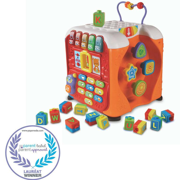 Vtech - Alphabet Activity Cube - French Edition