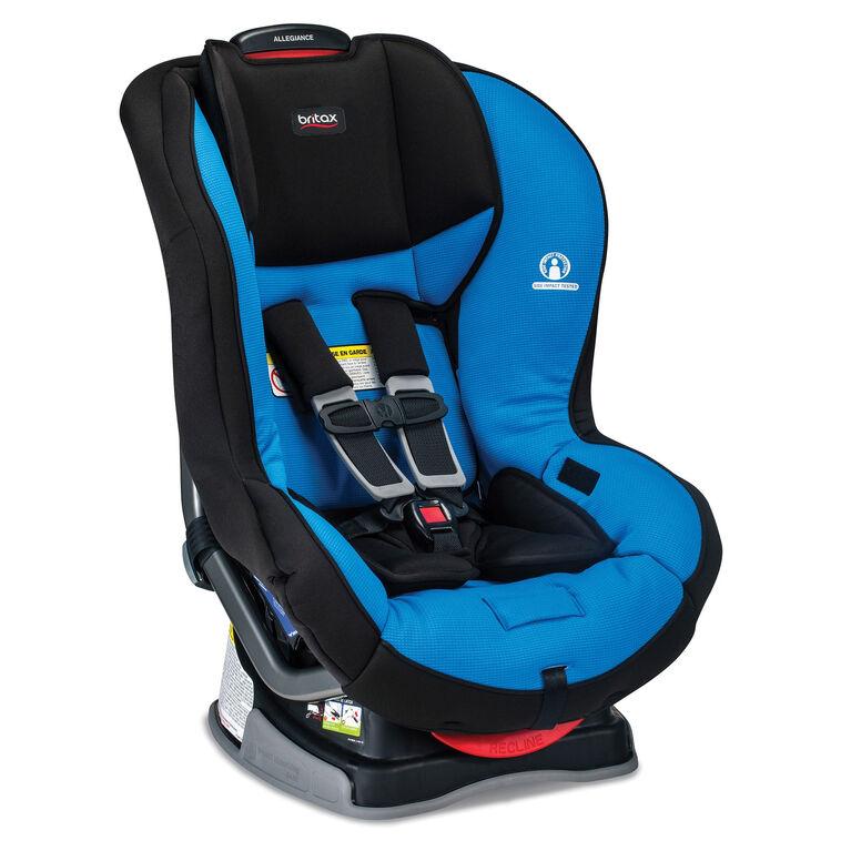 Britax Allegiance Convertible Car Seat - Azul
