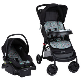 Cosco Lift & Stroll Travel System-Etched Arrows