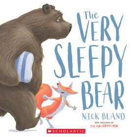 Scholastic - The Very Sleepy Bear - English Edition