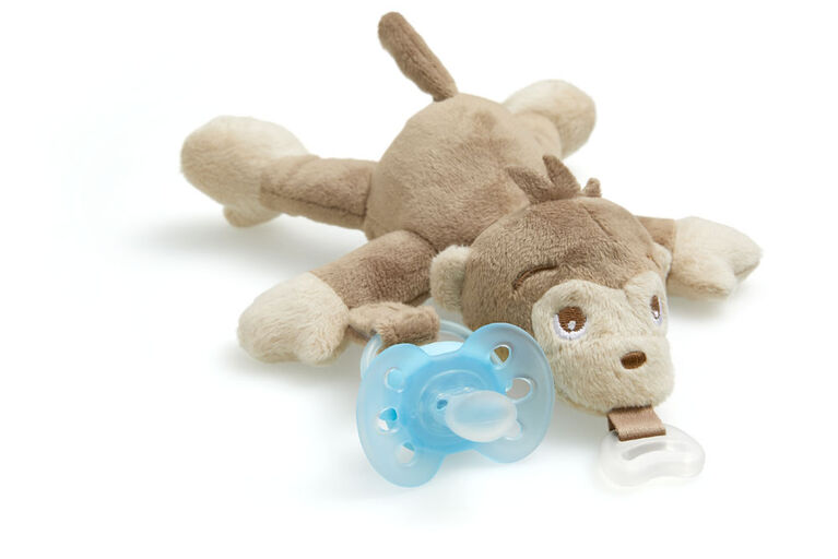 Philips Avent ultra soft snuggle, 0-6m, monkey