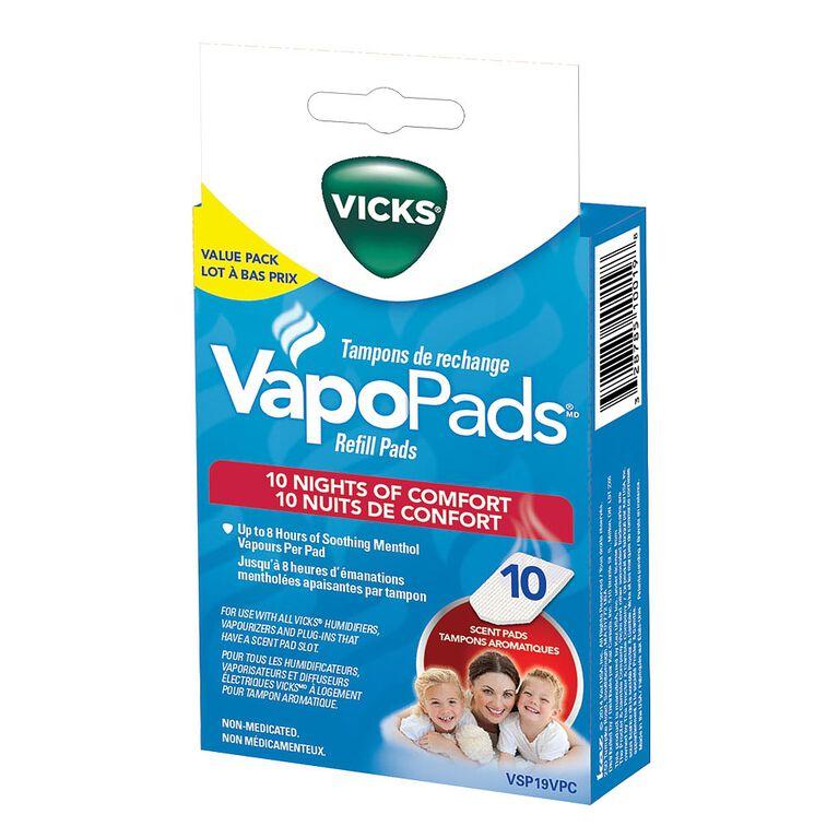 Vicks - Tampons de rechange vapopads.