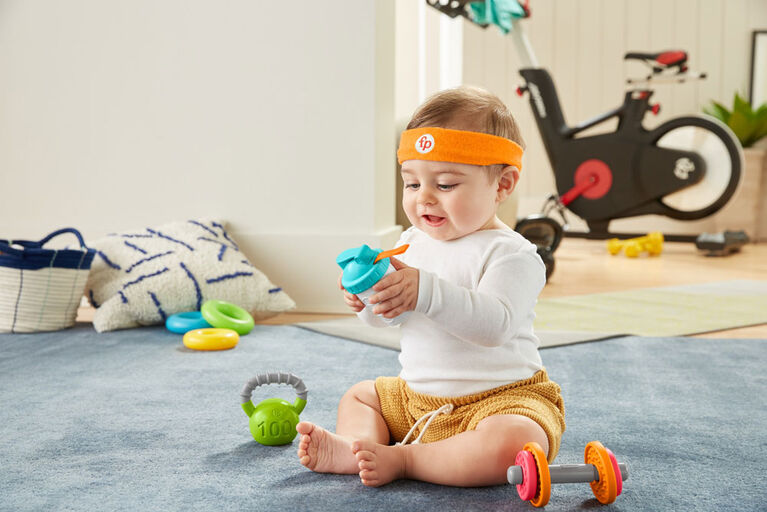 Fisher-Price Baby Biceps Gift Set