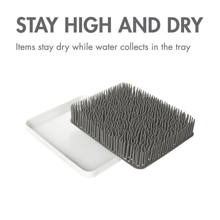 Boon Lawn Countertop Drying Rack - Grey