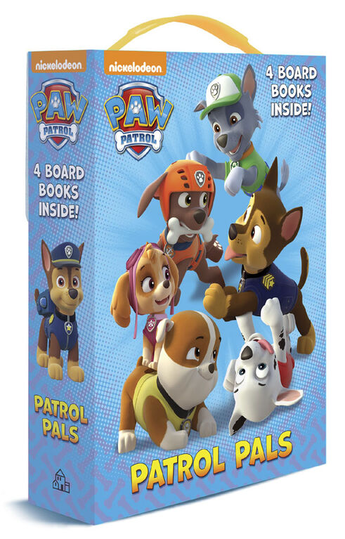 Patrol Pals (Paw Patrol) - Édition anglaise