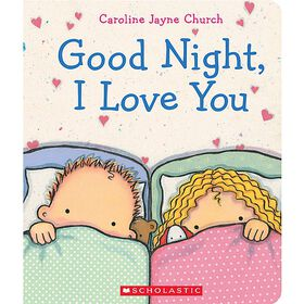 Goodnight, I Love You - Édition anglaise