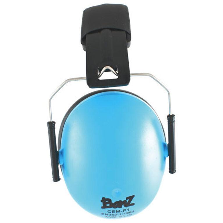Banz Children's Earmuffs - Blue