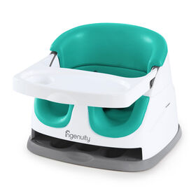 Ingenuity Baby Base 2-in-1 Seat - Ultramarine Green