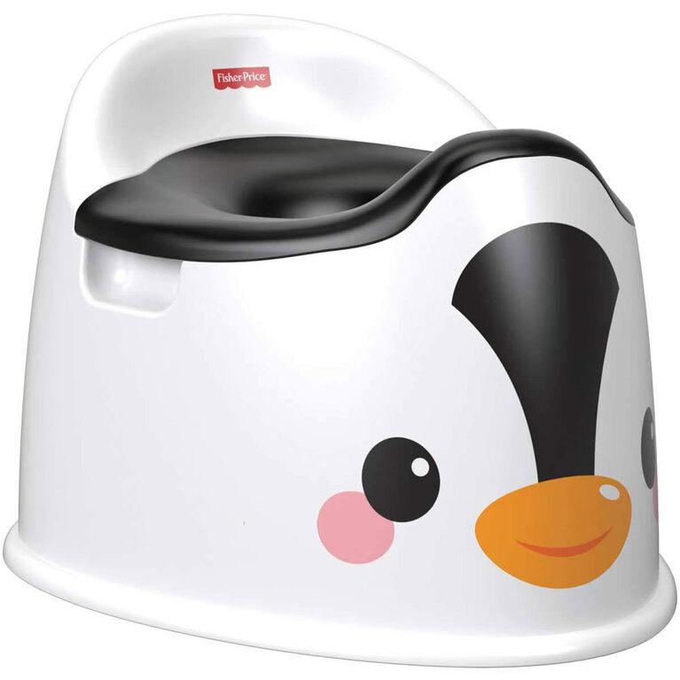 Fisher-Price Penguin Potty
