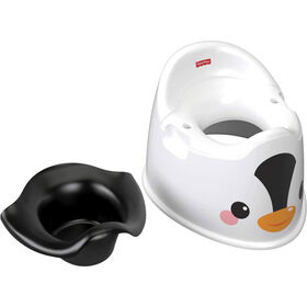 Fisher-Price Penguin Potty - English Edition
