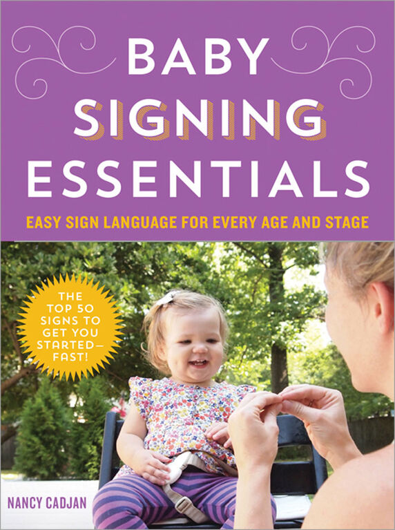 Baby Signing Essentials - Édition anglaise