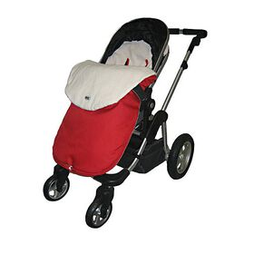 Jolly Jumper Stroller Snuggle Bag - Red