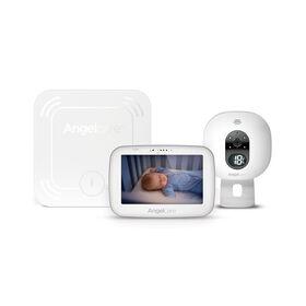 Moniteur de mouvements respiratoires pour bébé avec vidéo AC527 d'Angelcare
