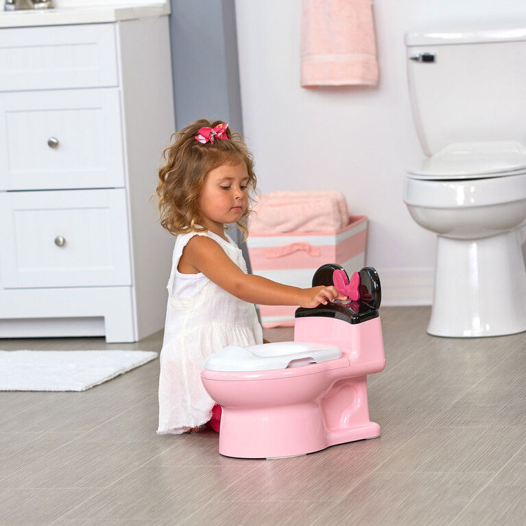 Disney Minnie Mouse ImaginAction Potty & Trainer Seat