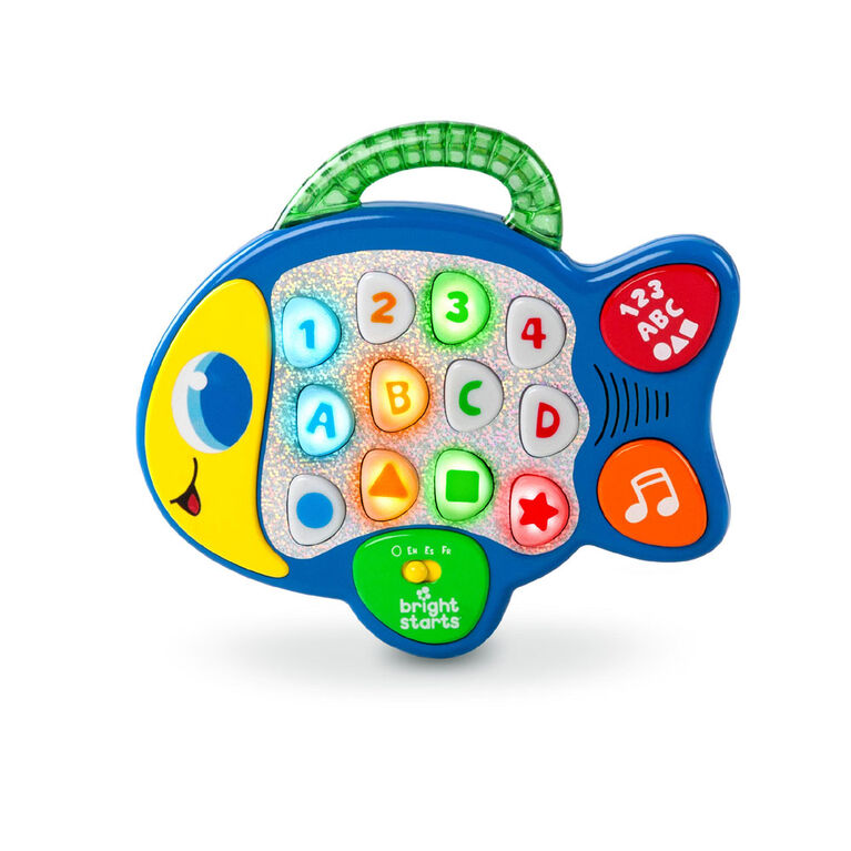 Bright Starts - Lights, Lights Baby Learn & Giggle Fish