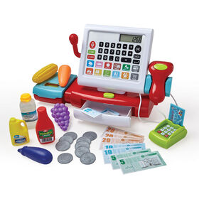 Busy Me Electronic Cash Register
