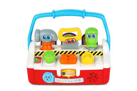 VTech Fix-It Buddies Toolbox - Édition anglaise