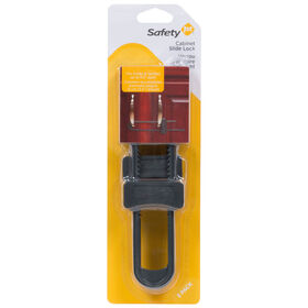 Safety 1st Cabinet Slide Lock 3 Pack