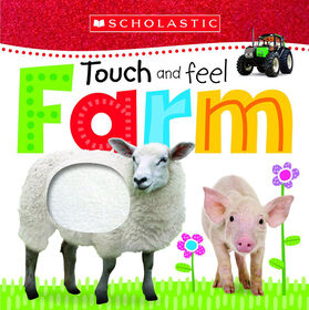 Touch And Feel: Farm - English Edition