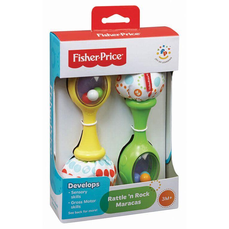 Hochets maracas de Fisher-Price