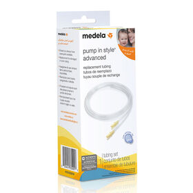 Tubulure de rechange pour Pump In Style de Medela.