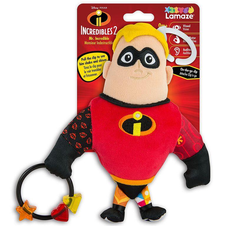 Mr. Incredibles de Lamaze.