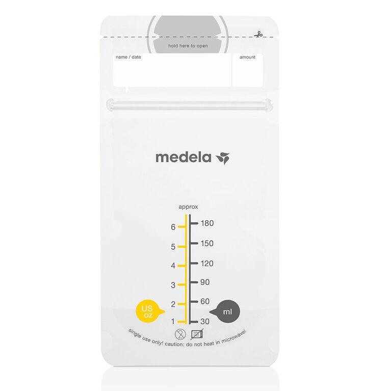 Medela Breast milk storage bags - 50 count