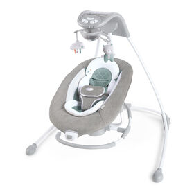 DreamComfort InLighten Cradling Swing & Rocker - Pemberton