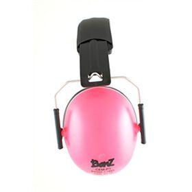 Banz Children's Earmuffs - Pink