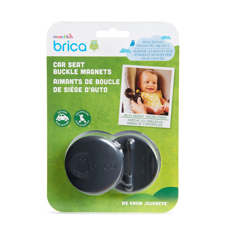 Brica Car Seat Buckle Magnets