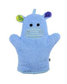 Gant de toilette Zoocchini - Henry l'hippopotame.
