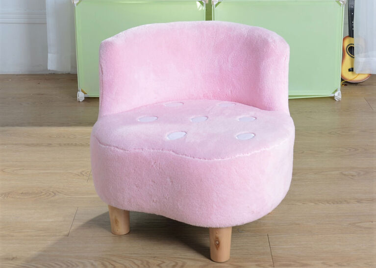 Mini Plush Armchair