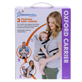 Dreambaby® Oxford 3-Position Baby Carrier
