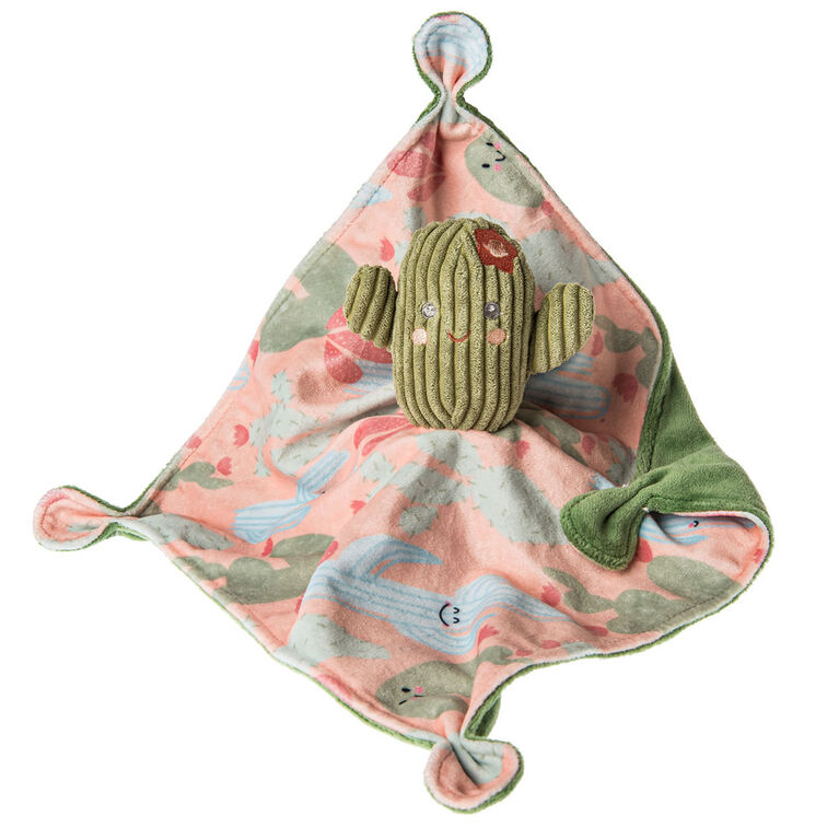 """Mary Meyer - Couverture Sweet Soothie Cactus - 10 """"x 10"""""""