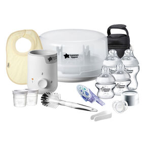 Tommee Tippee All in One Complete Newborn Feeding Gift Set