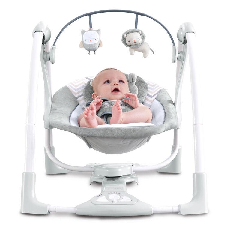 Ingenuity Power Adapt Portable Swing Braden Babies R