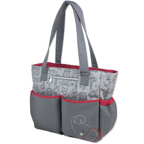 Fisher-Price Signature Tote - Elephant