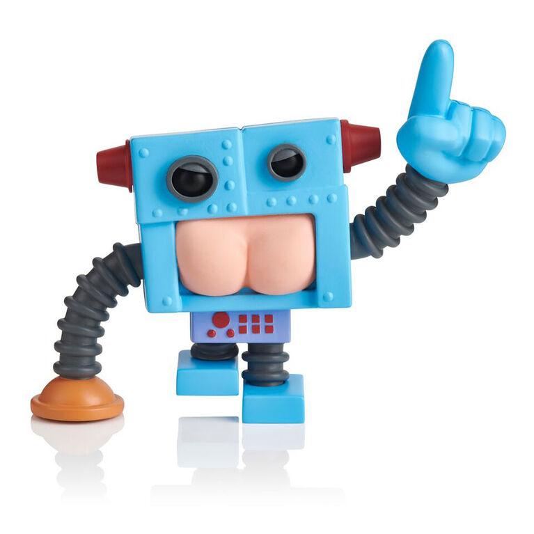 Butthead series 1 - Robutt (Robot) - Artifical Inflatulence