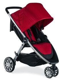 Britax B-Lively Stroller - Cardinal