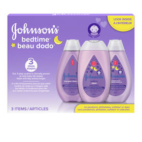 Ensemble-cadeau Johnson's Beau Dodo.