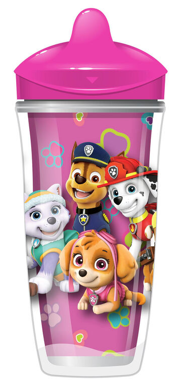 Playtex Paw Patrol Spout Sippy Cup, 9oz - Pink