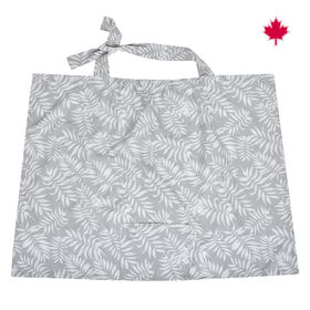 Perlimpinpin - Nursing Cover - Tropical Grey
