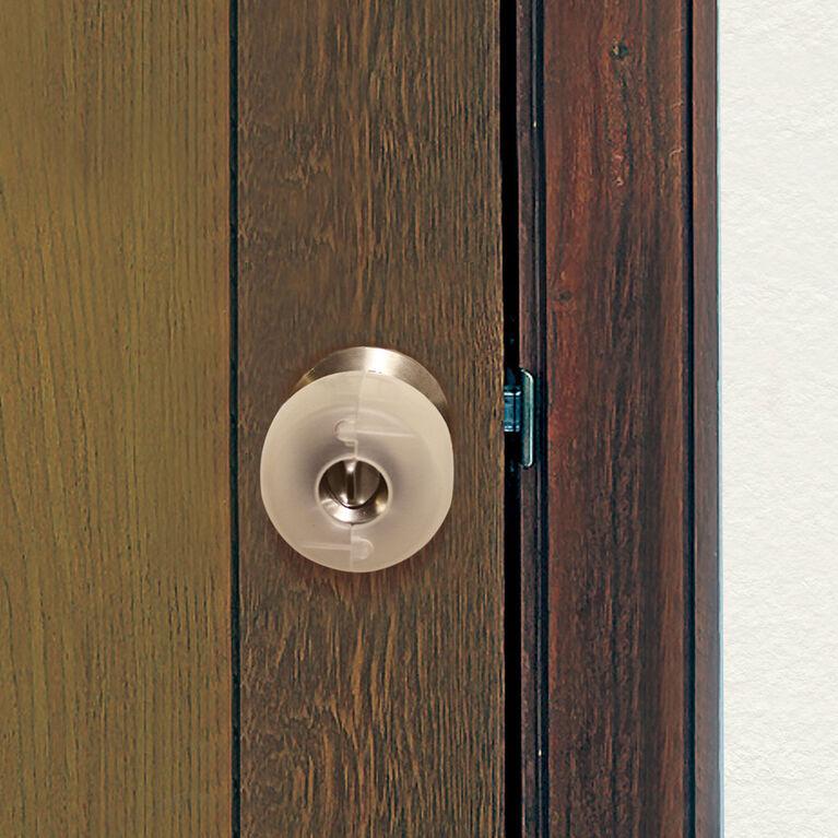 Dreambaby EZY-Fit Door Knob Covers - 3pk