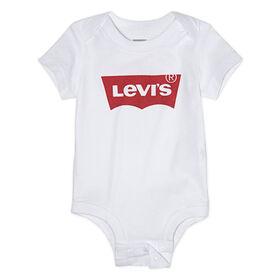 Levis Bodysuit - White, 12 Months