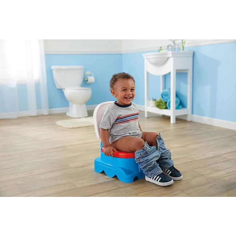 Fisher-Price Thomas & Friends Thomas Railroad Rewards Potty