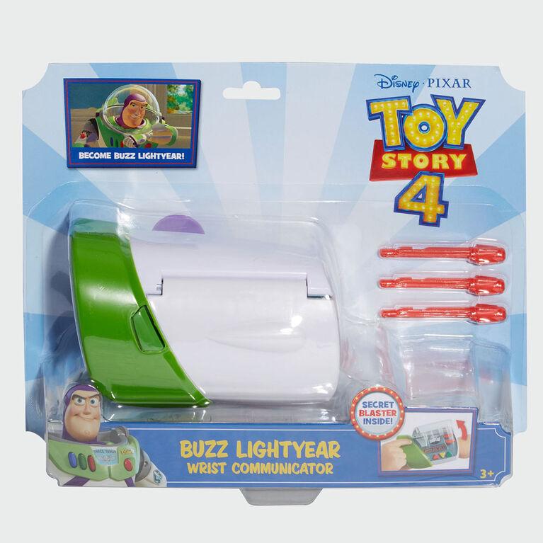 Disney Pixar Toy Story4 Montre-Radio Buzz l'Éclair.
