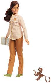 Barbie - Poupee Conservationniste de la faune