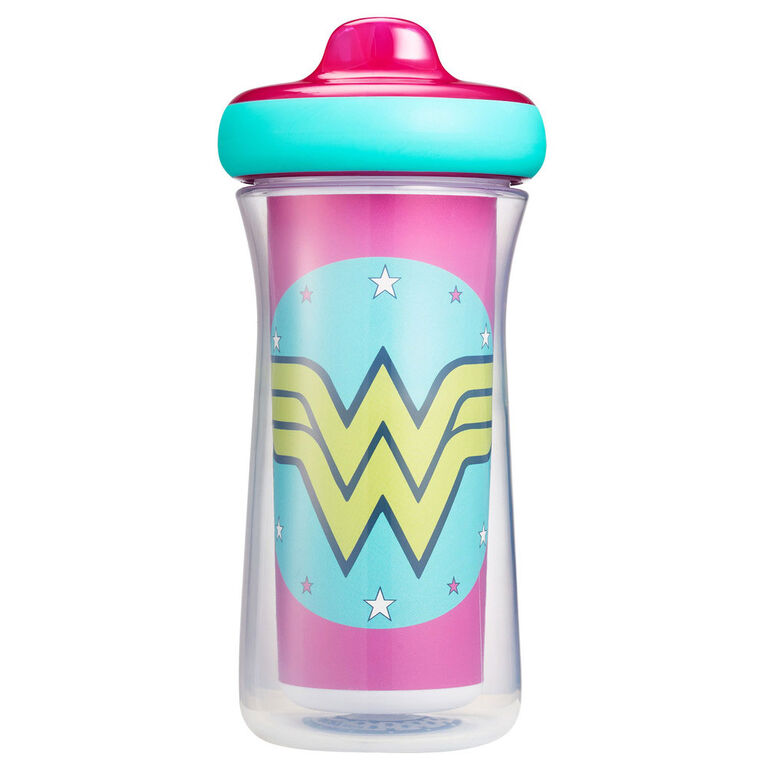 Tasse à bec dur isotherme ImaginAction Wonder Woman 266ml