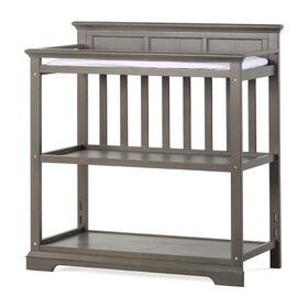 Table à langer 2-en-1 de Kelsey - gris dapper.