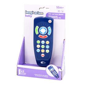 Imaginarium Baby - Click and Learn Remote